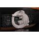 Ceinture crocodile diamants