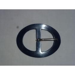 Boucle De Ceinture  Ovale  Plastique