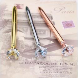 Stylo Bille Façon diamant
