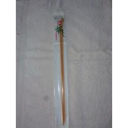Aiguilles à Tricoter Bambou 33 Cm N° 4.5 mm