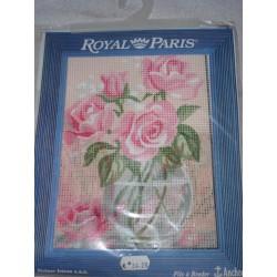 Kit Canevas Roses