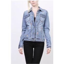 Blouson Bleu Jean