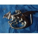 Boucle de ceinturon dragon